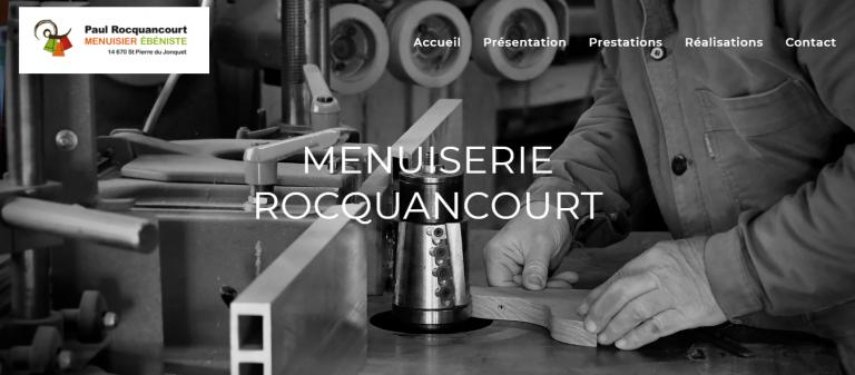 capture accueil site menuiserie rocquancourt